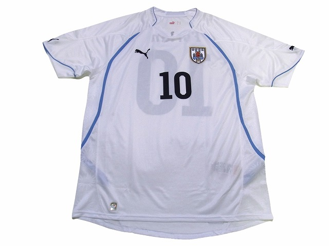 ウルグアイ代表 Uruguay National Team/10/A