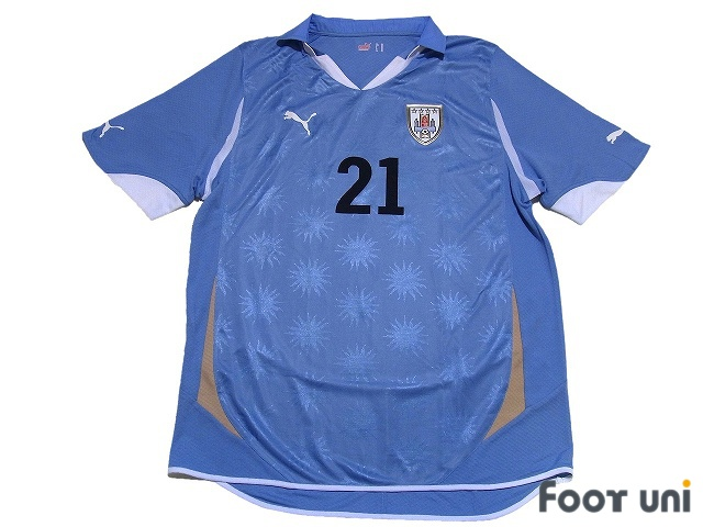 ウルグアイ代表 Uruguay National Team/10/H