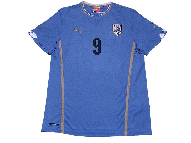 ウルグアイ代表 Uruguay National Team/14/H
