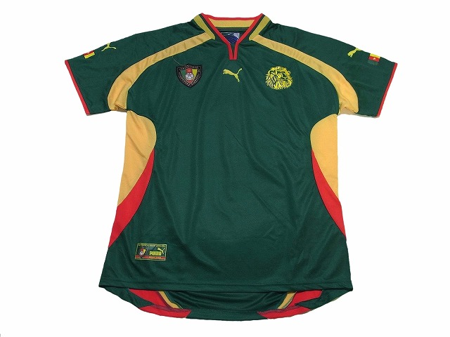 カメルーン代表 Cameroon National Team/00/H