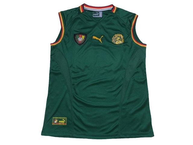 カメルーン代表 Cameroon National Team/02/H