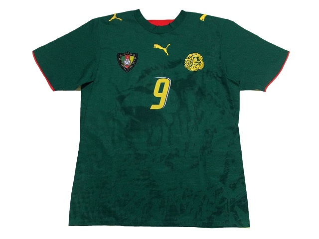 カメルーン代表 Cameroon National Team/06/H