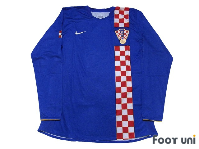 クロアチア代表 Croatia National Team/06/A
