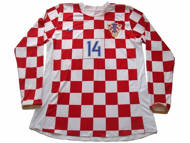 クロアチア代表 Croatia National Team/06/H