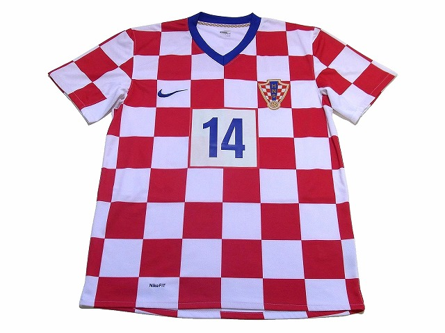 クロアチア代表 Croatia National Team/08/H