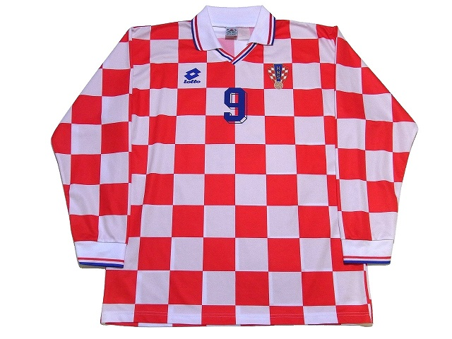 クロアチア代表 Croatia National Team/95/H