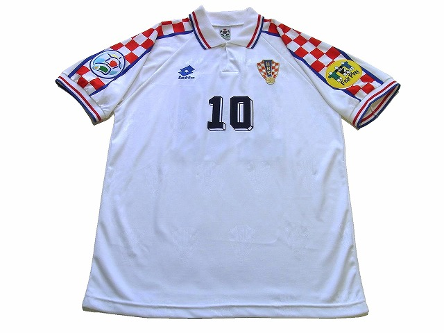 クロアチア代表 Croatia National Team/96/A