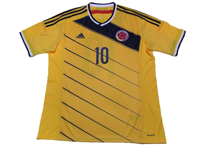 コロンビア代表 Colombia National Team/14/H