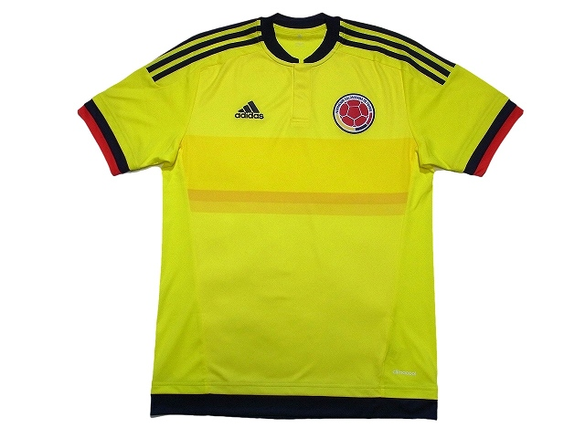 コロンビア代表 Colombia National Team/15-16/H