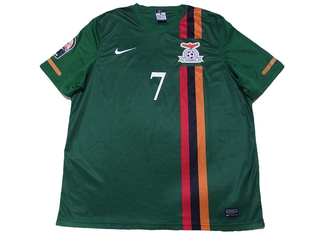 ザンビア代表 Zambia National Team/12/H