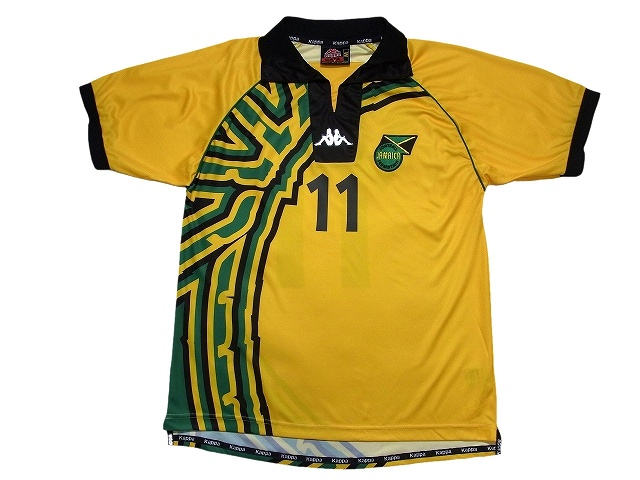 ジャマイカ代表 Jamaica National Team/98/H