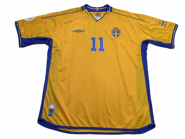 スウェーデン代表 Sweden National Team/04/H