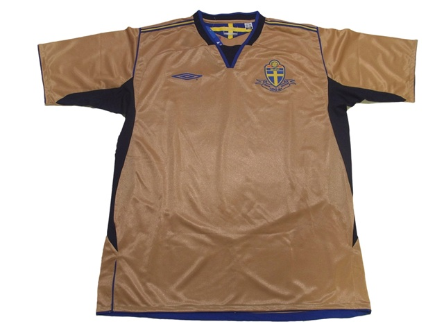 Sweden National Football Team/100周年