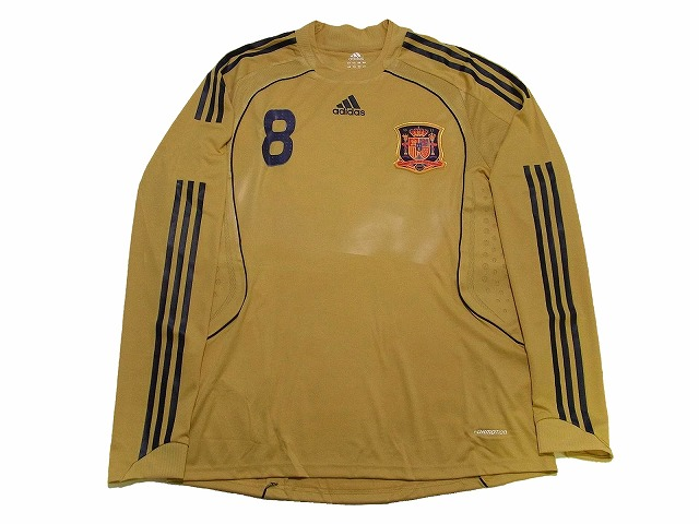 スペイン代表 Spain National Team/08/A
