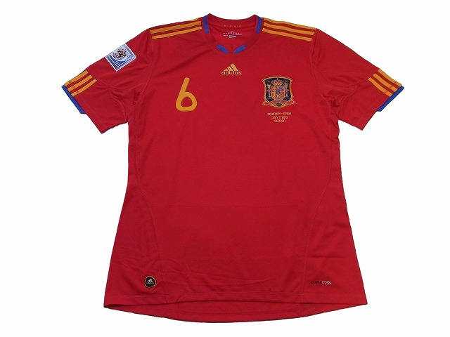 スペイン代表 Spain National Team/10/H