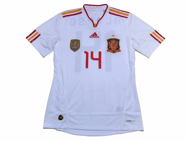 スペイン代表 Spain National Team/11/A