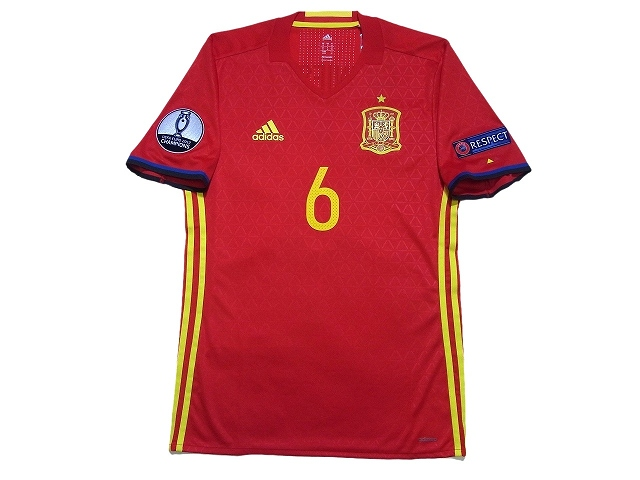 スペイン代表 Spain National Team/16/H