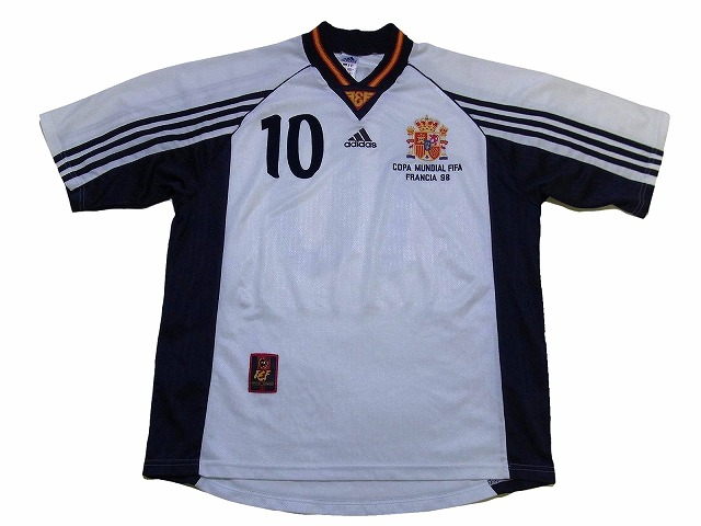スペイン代表 Spain National Team/98/3RD