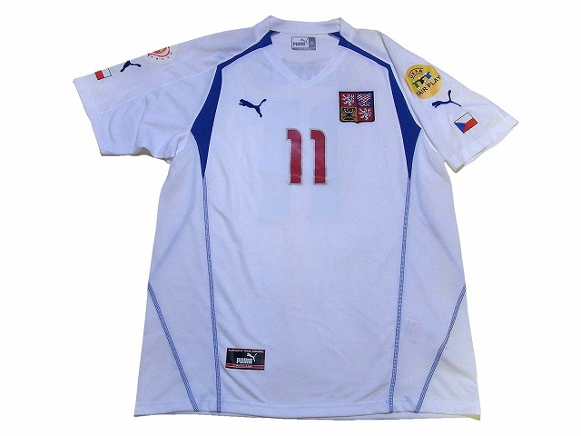 チェコ代表 Czech Republic National Team/04/A