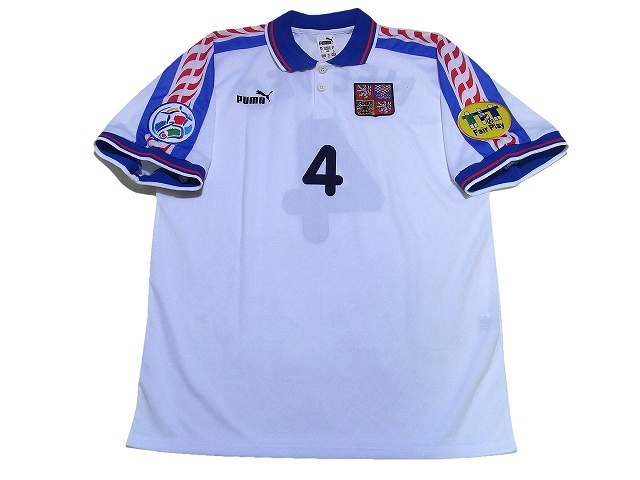 チェコ代表 Czech Republic National Team/96/A