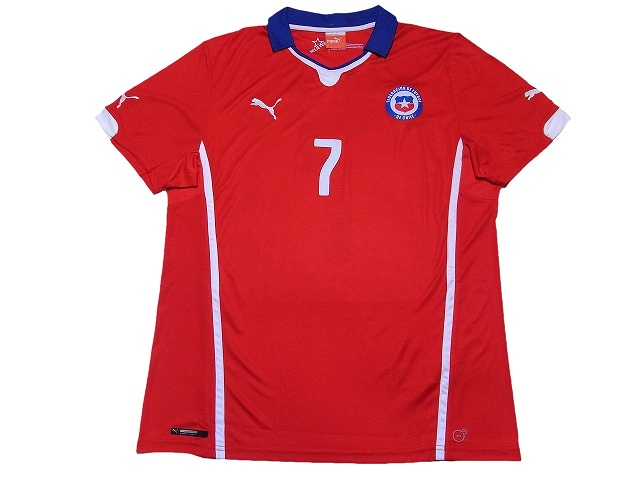 チリ代表 Chile National Team/14/H