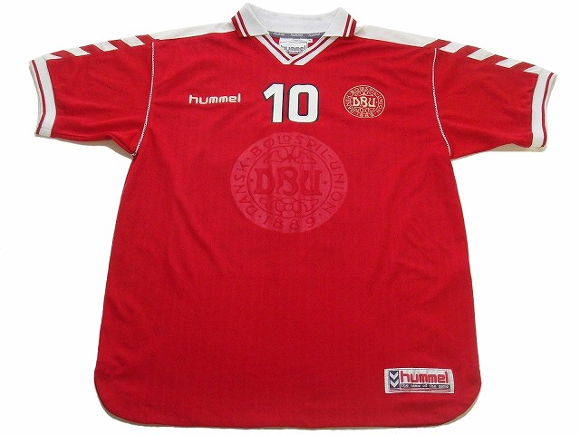 デンマーク代表 Denmark National Team/98/H