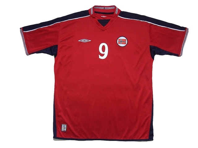 ノルウェー代表 Norway National Team/03-05/H