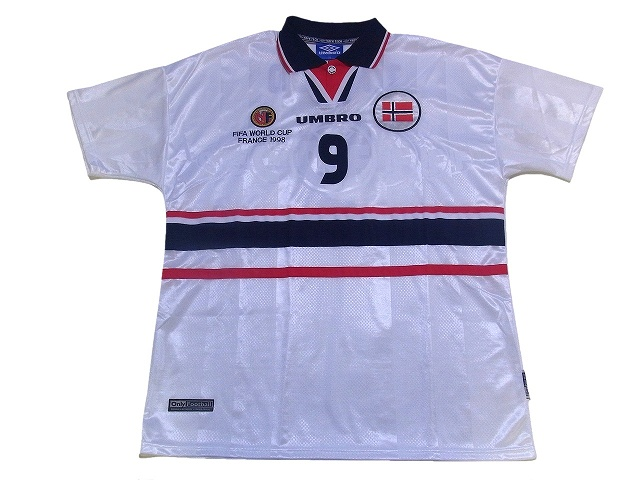 ノルウェー代表 Norway National Team/98/A