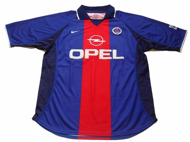 Paris Saint Germain/00-01/H