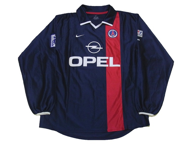 Paris Saint Germain/01-02/H