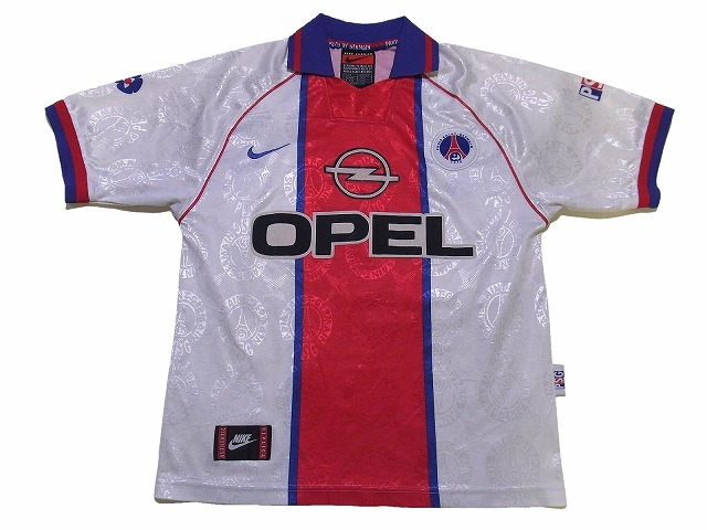 Paris Saint Germain/96-97/A