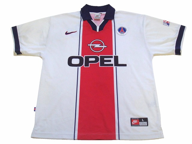 Paris Saint Germain/97-98/A