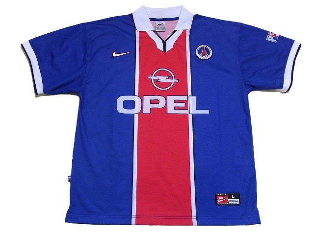 Paris Saint Germain/97-98/H