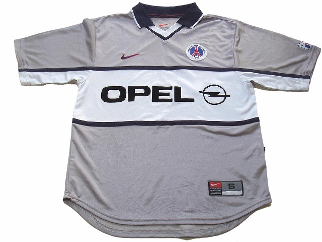Paris Saint Germain/99-00/A