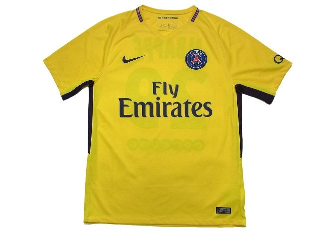 Paris Saint Germain/17-18/A