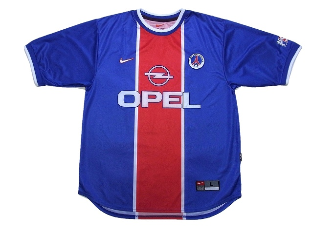Paris Saint Germain/99-00/H