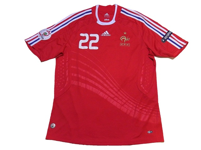 フランス代表 France National Team/09/A