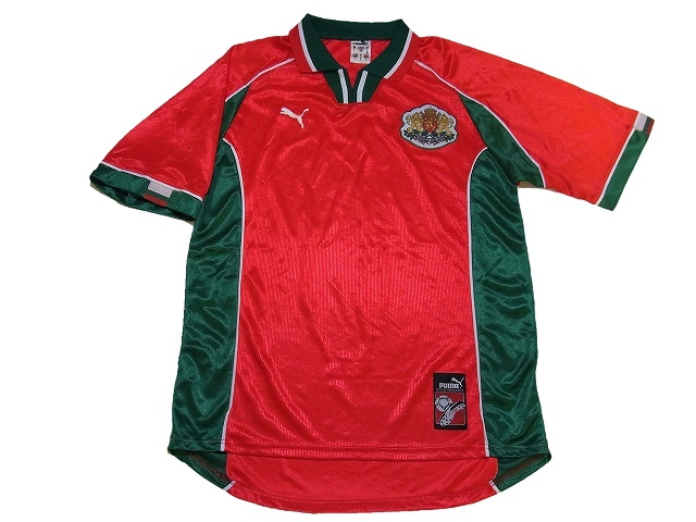 Bulgaria National Football Team/98/A
