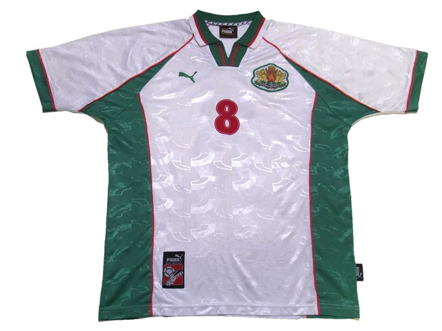 Bulgaria National Football Team/98/H