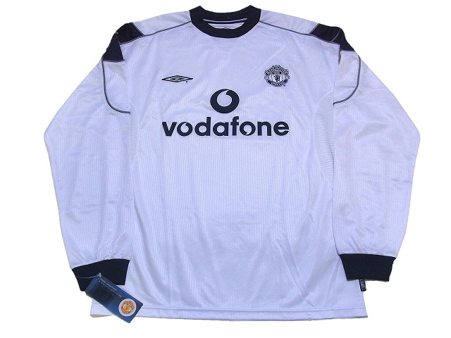 Manchester United/00-01/A