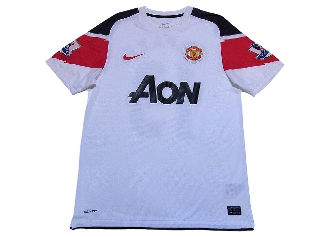 Manchester United/10-11/A