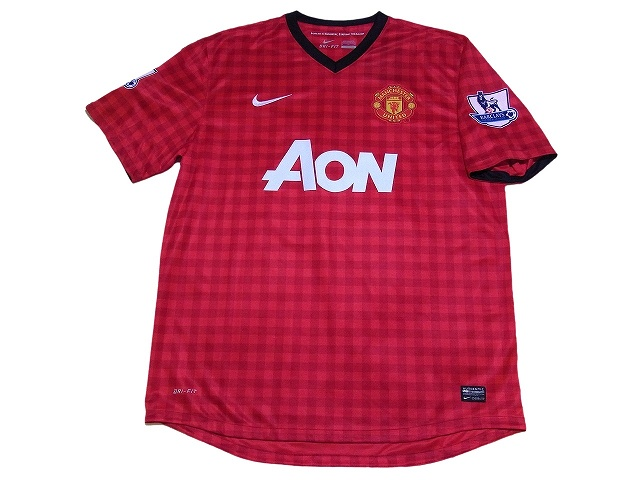 Manchester United/12-13/H