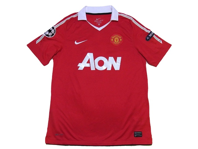 Manchester United/10-11/H