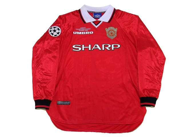 Manchester United/97-00/CL