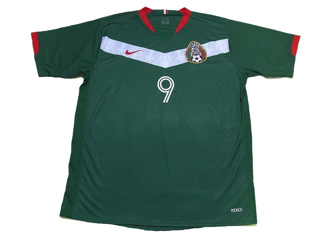メキシコ代表 Mexico National Team/06/H