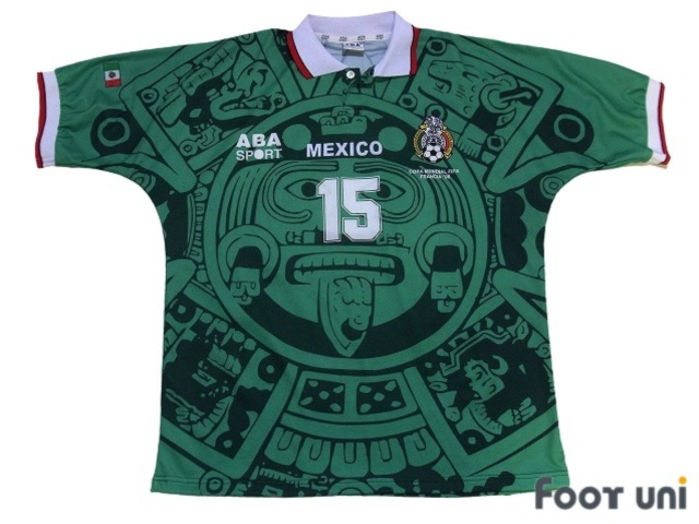 メキシコ代表 Mexico National Team/98/H
