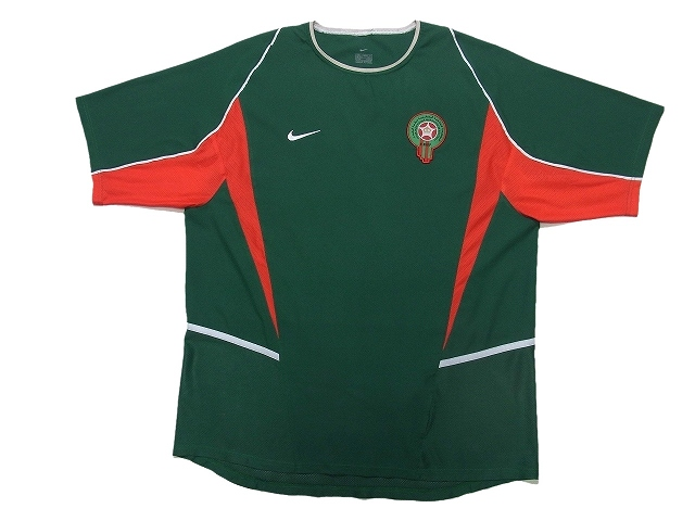 モロッコ代表 Morocco National Team/02-04/H