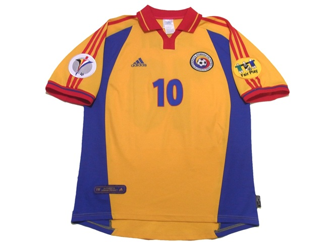 ルーマニア代表 Romania National Team/00/H