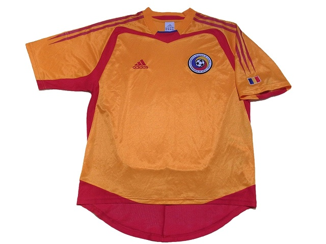 Romania National Football Team/04/H