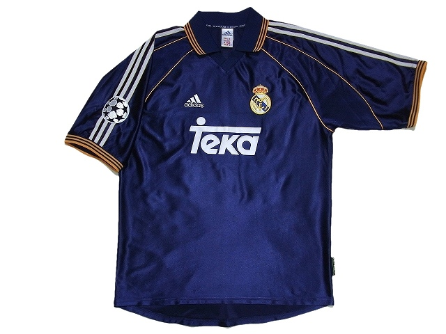 Real Madrid/98-99/A